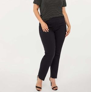 Penningtons Black Savvy Stretch Dress Pants Career